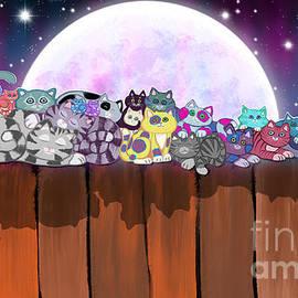 Nick Gustafson - Carousing Cats