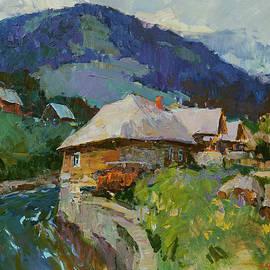 Carpathian Plot by Aleksandr Kryushyn