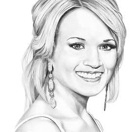 Carrie Underwood by Murphy Elliott