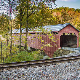 Jack R Perry - Carrollton Covered Bridge