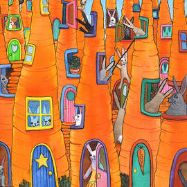 Carrot Condos by Catherine G McElroy