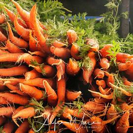 Alfie Wace - Carrots