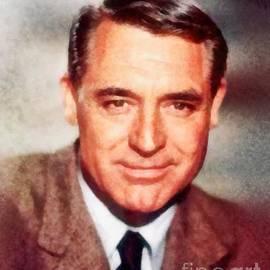 Cary Grant by John Springfield - John Springfield