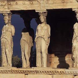 Cliff Wassmann - Caryatides at the Acropolis