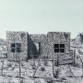 Casa De Piedra by Santiago Chavez