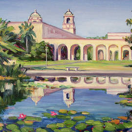 Robert Gerdes - Casa del Prado Balboa Park
