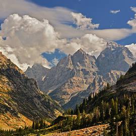 Cascade Canyon by Raymond Salani III