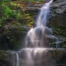 Cascade Falls, Saco, Maine - Rick Berk