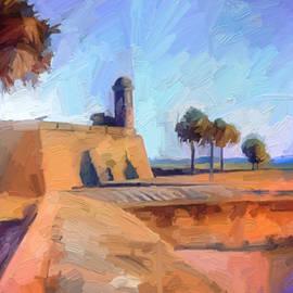 Castillo Rampart by Scott Waters