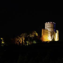 Paul MAURICE - Castle of Kayserberg 1 - Alsace - France