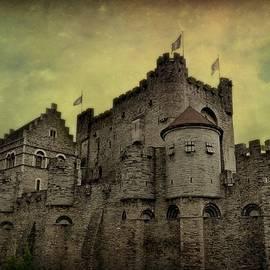 Toni Abdnour - Castle of the Counts in Ghent Belgium