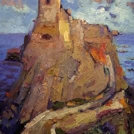 Castle on San Nicola Island
