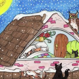 Julie McDoniel - Cat condo