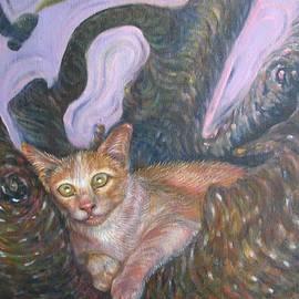CAT In The Wonder Land by Sukalya Chearanantana