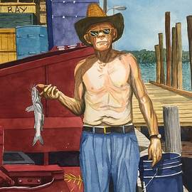 Catfish Man by Mike King