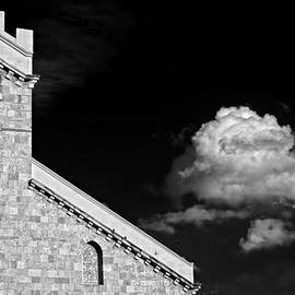 Silvia Ganora - Cathedral and cloud