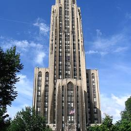 Spencer McKain - Cathedral of Learning