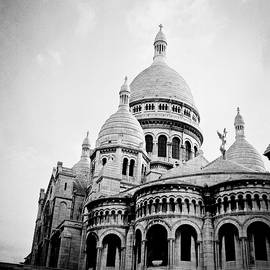 Cathedral Sacred Coeur.  by Cyril Jayant
