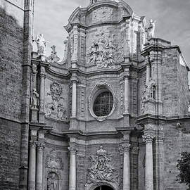 Joan Carroll - Cathedral Valencia Spain