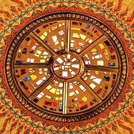 Don Johnson - Catholic Church Ceiling