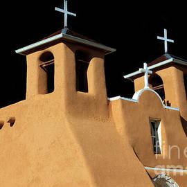 Bob Christopher - St Francis de Assi Church  New Mexico