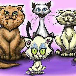 Kevin Middleton - Cats