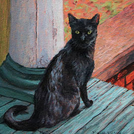 Cat's Pause by Bonnie Mason