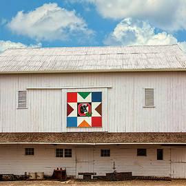 William Sturgell - Cattle Ranch Quilt Barn