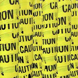 Tony Rubino - Caution
