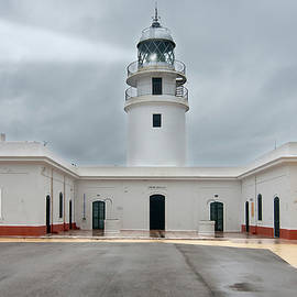 Pedro Cardona Llambias - Cavalleria Lighthouse In Minorca