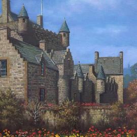 Sean Conlon - Cawdor Castle in Summertime