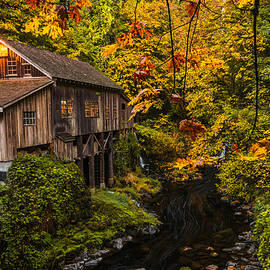 Cedar Creek Mill by Dustin  LeFevre