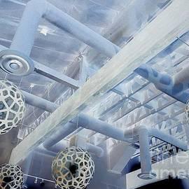 Jenny Revitz Soper - Ceiling Abstract