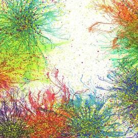 Celebration Of Life #200 by Rainbow Artist Orlando L