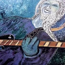Celestial Blues  by Alex Segovia