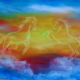 Celestial Dream by Faye Anastasopoulou