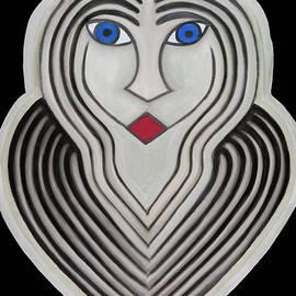 Celestial Woman by Adamantini Feng shui