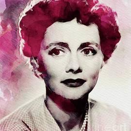 Celia Johnson, Vintage Actress - John Springfield