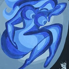 Celibacy Blues by Aliya Michelle