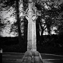 Teresa Mucha - Celtic Cross in Killarney Ireland