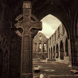 Menega Sabidussi - Celtic High Cross Jerpoint Abbey Ireland