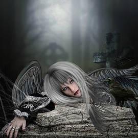 G Berry - Cemetery Angel