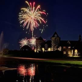 Centennial Celebration by LuAnn Griffin