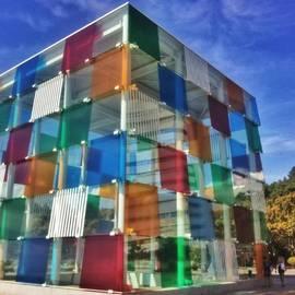Centre #pompidou #malaga #museo #museum