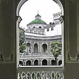 Al Bourassa - Centro Cultural Metropolitano, Quito Ecuador