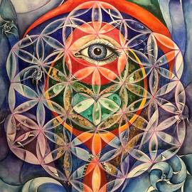Chakra Harmony  by Michell Rosenthal