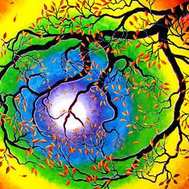 Laura Iverson - Chakra Peace Tree Meditation