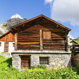 Paul MAURICE - Chalets de Clapeyto # IV - French Alps