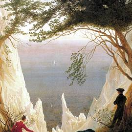 David - Chalk Cliffs on Rugen
