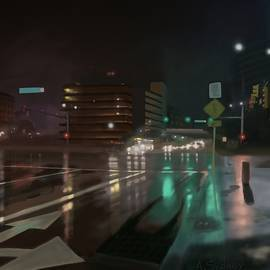 Alexander Sydney - Chances of Rain in Newark